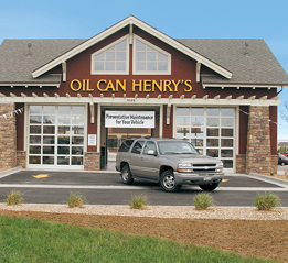 Oil Can Henry's - 1646 Pace Street in Longmont, Colorado