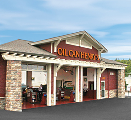 Oil Can Henry's in Bremerton, Washington