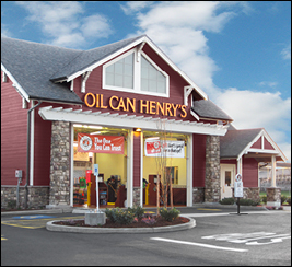 Oil Can Henry's makes vehicle maintenance quick, convenient - and even a little fun. You relax in the comfort of your own car, enjoy a free newspaper and watch on the unique video monitor while our trained technicians complete the services you request.