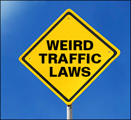 Weird Traffic Laws