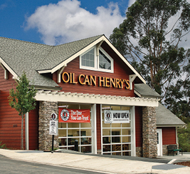 Oil Can Henry's in Soquel, California