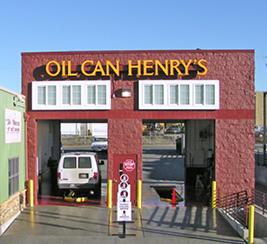 Oil Can Henry's in East Wenatchee, Washington