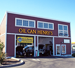 Oil Can Henry's in Woodland, Washington