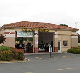 Oil Can Henry's in Watsonville, CA. 1409 Main Street.
