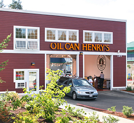 Oil Can Henry's in Lacey, WA. 197 Marvin Road S.E.
