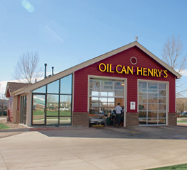 Oil Can Henry's - 1231 Main Street in Windsor, Colo.