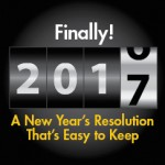 2017 New Year's Resolutions